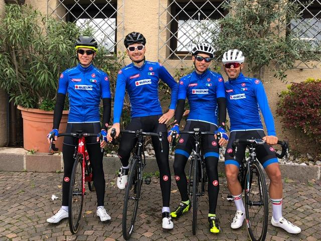 Manuele Tarozzi convocato in Nazionale per il Tour of the Alps