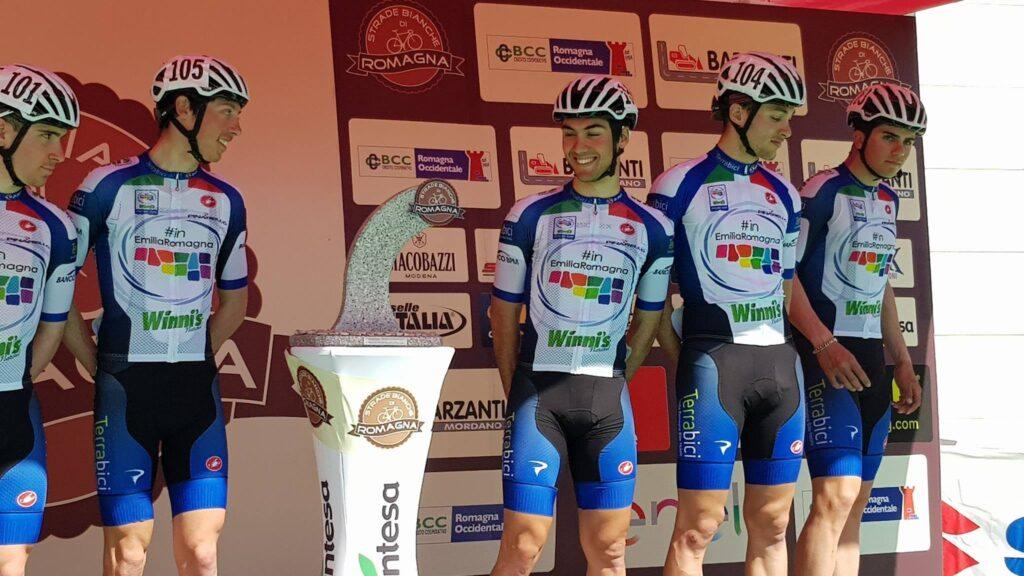 Tarozzi 8° all'ultima tappa del Giro d'Italia Giovani, è l'ora del Campionato Italiano U23