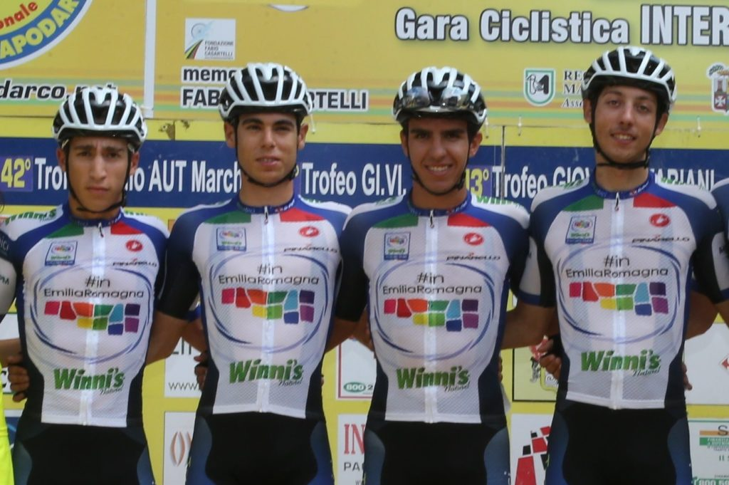 Un altro podio per Tarozzi (3°) a Foligno e le prime conferme per il 2020
